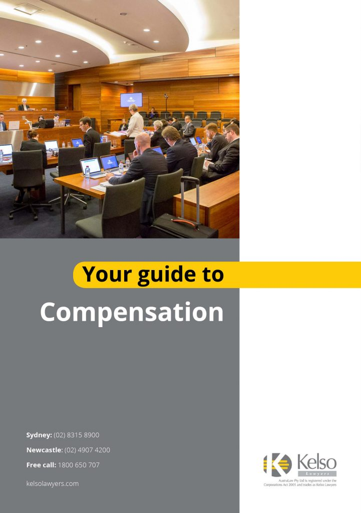 guide to compensation