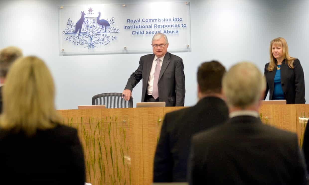 Jehovah's Witnesses in the Royal Commission