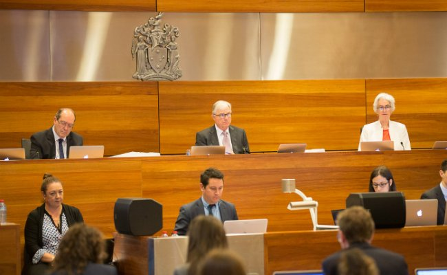 Royal Commission Into Child Sexual Abuse