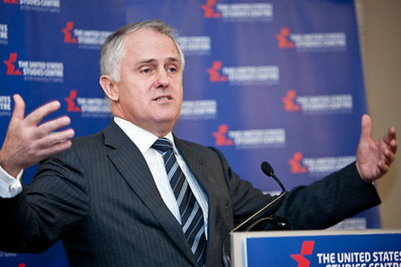 Australian Prime Minister Malcolm Turnbull National redress scheme payments