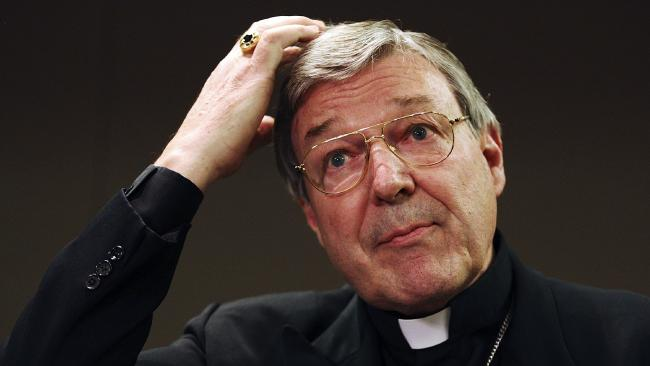 George Pell Breaking News