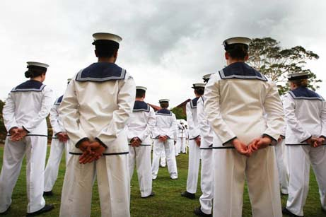 Australian Navy Cadets