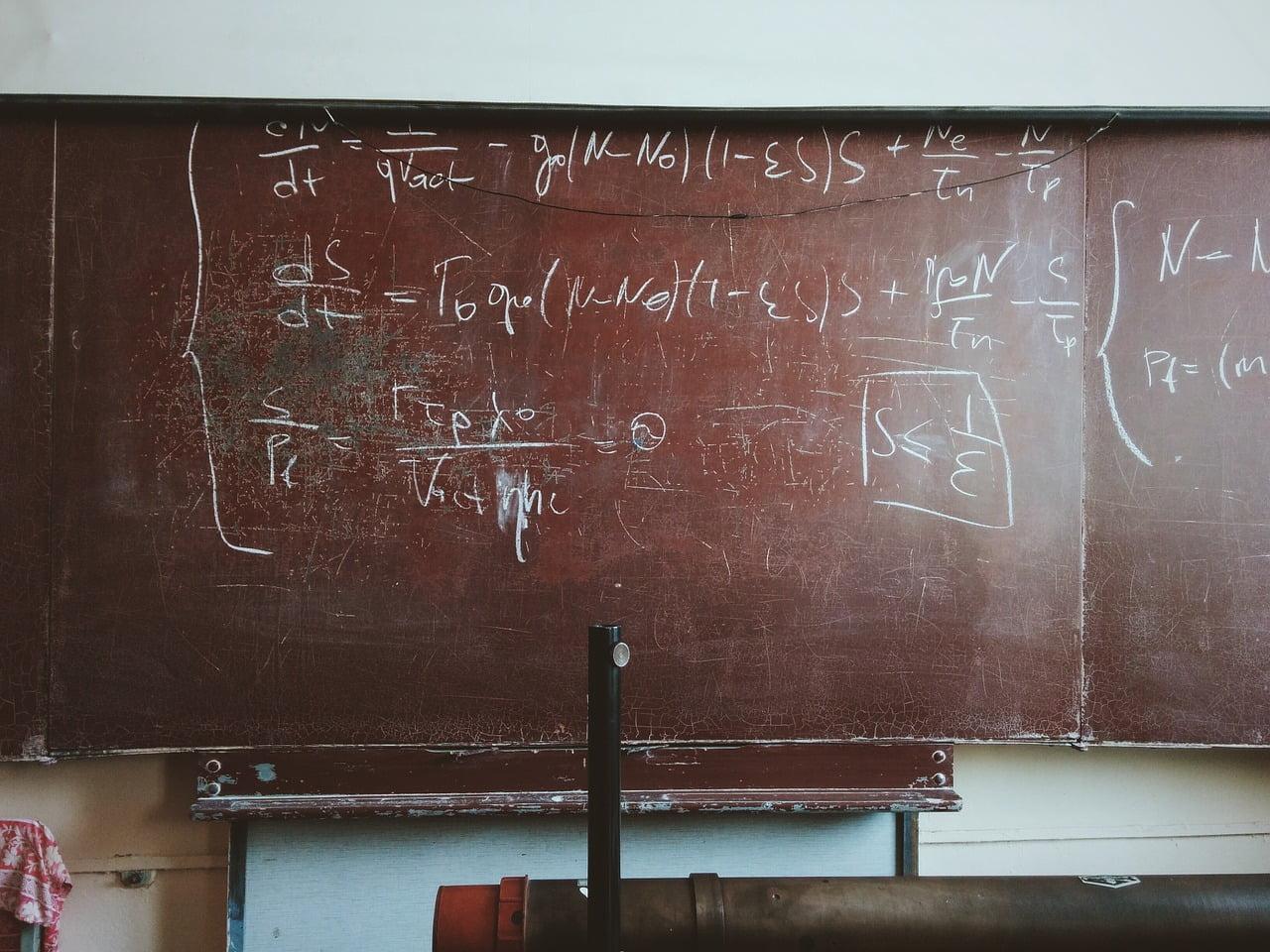 complex-redress-matrix-on-blackboard