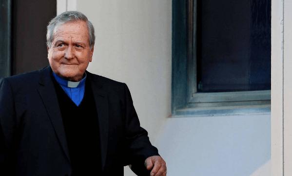Ex-bishop Michael Malone