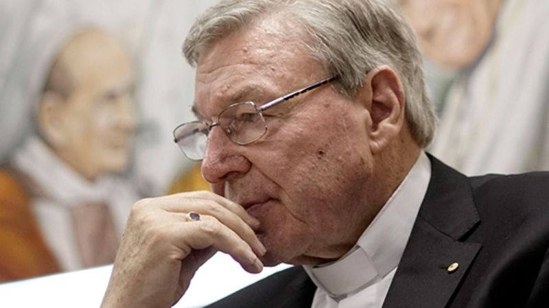George Pell National Redress Scheme Offenders