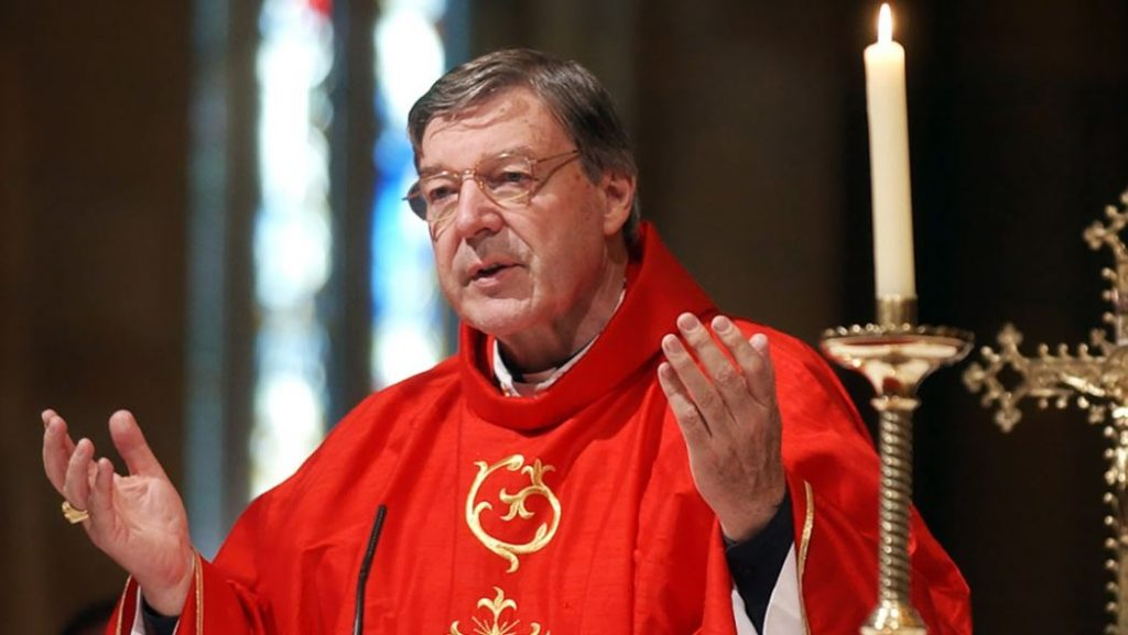 Paedophile Offenders: Cardinal George Pell