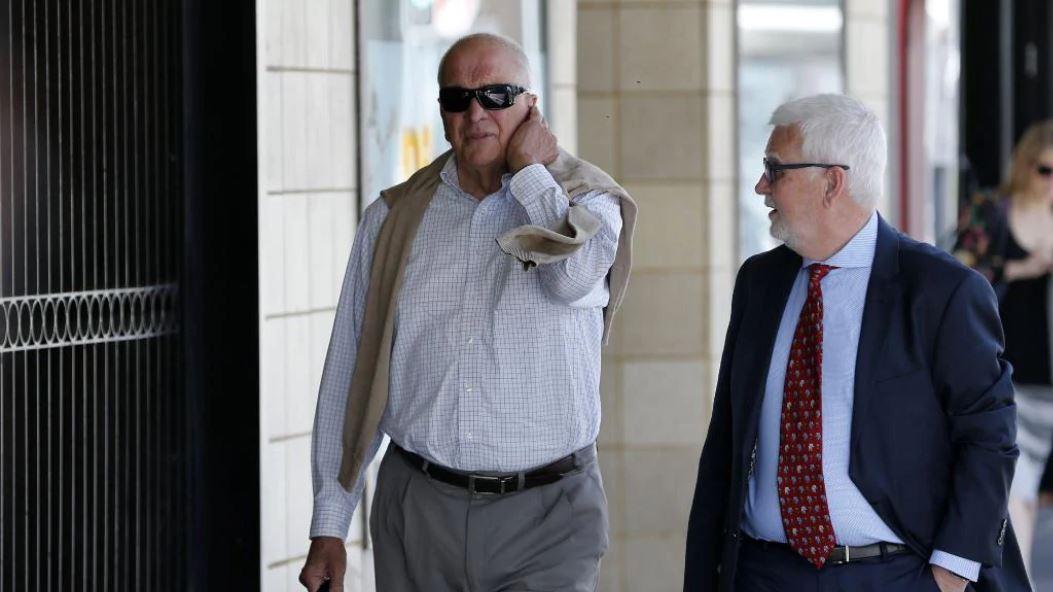 graeme lawrence leaving court