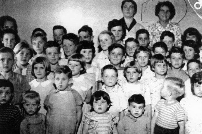 children at the north coast children's home in lismore