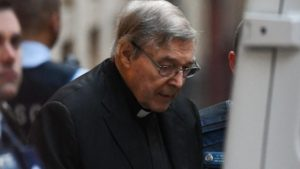 George pell in court