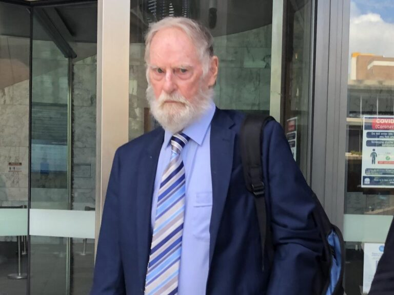 Kevin Jewell - Alleged Paedophile at Marcellin College