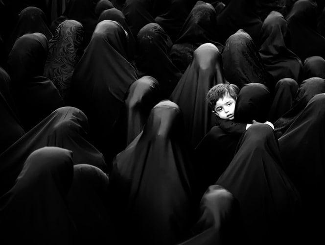 muslim-women-with-their-children