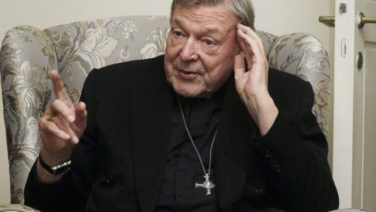 george pell to write memoir