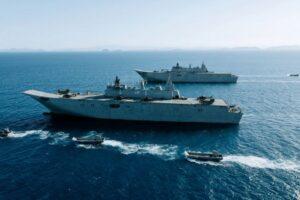 australian navy ships