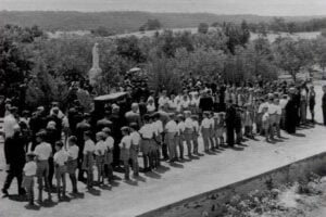 funeral at bindoon
