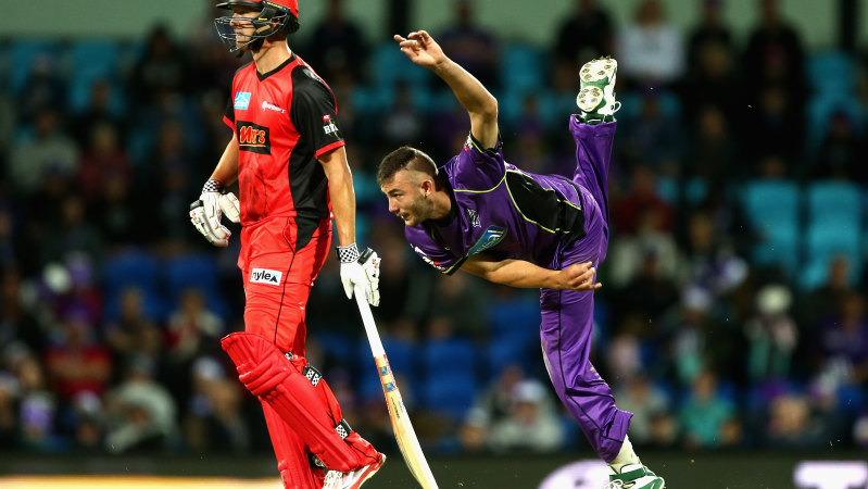 cricketer aaron summers