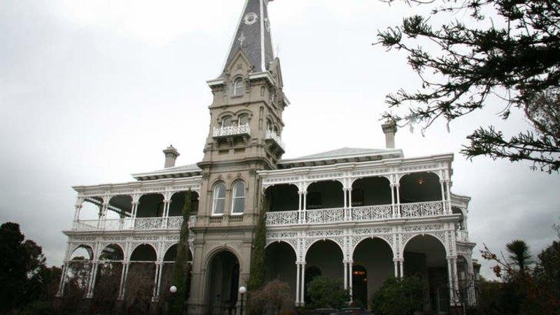 Rupertswood Mansion
