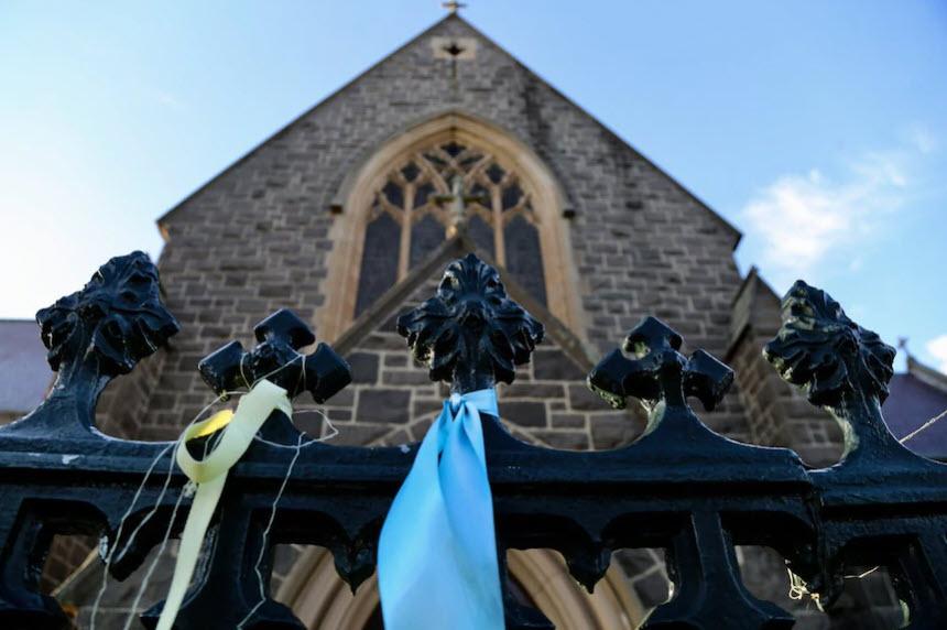 catholic church gates