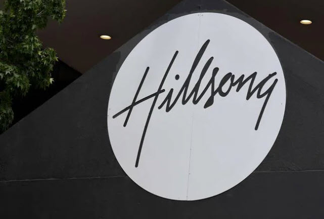 Hillsong signage