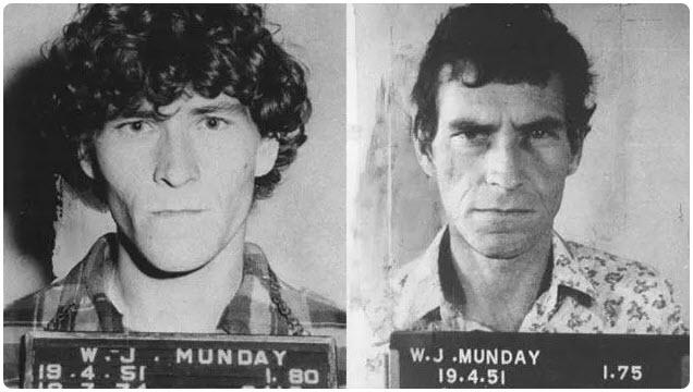 billy munday mugshots