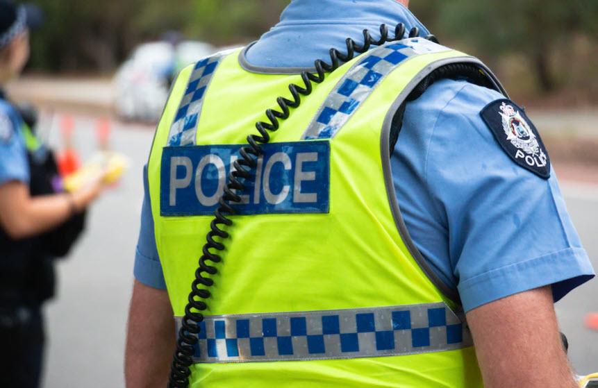 australian police officer